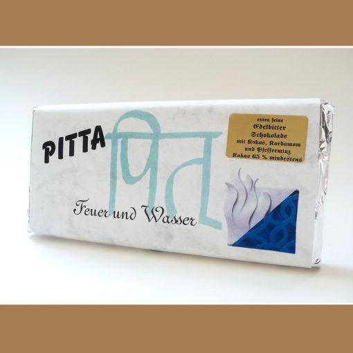 Extra feine Edelbitter Schokolade Pitta