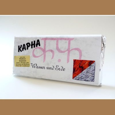 Extra feine Edelbitter Schokolade Kapha