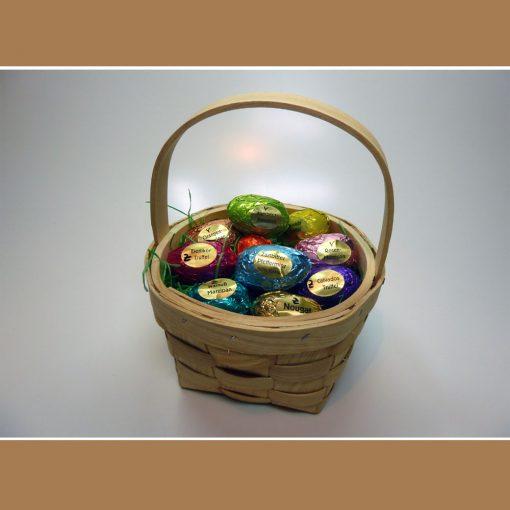 10 Pralinen-Eier