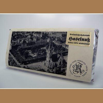 Vollmilch Schokolade Haselnuss