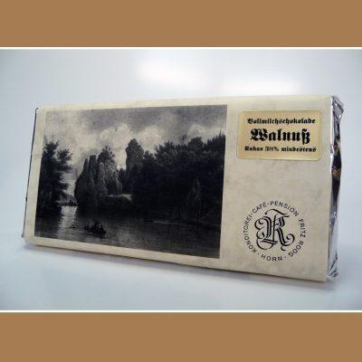 Vollmilch Schokolade Walnuss