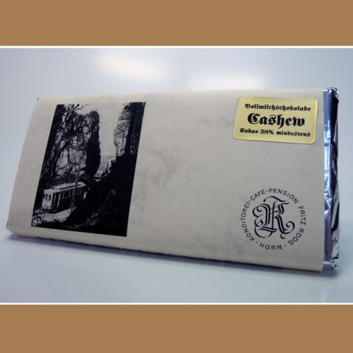 Vollmilch Schokolade Cashew