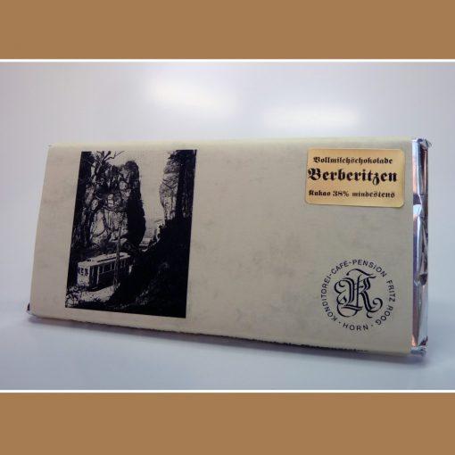 Vollmilch Schokolade Berberitzen