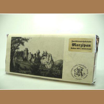 Zartbitter Schokolade Marzipan