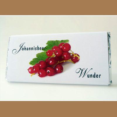 Weiße Schokolade Johannisbeer Wunder