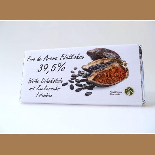 Weisse Schokolade Fino deAroma