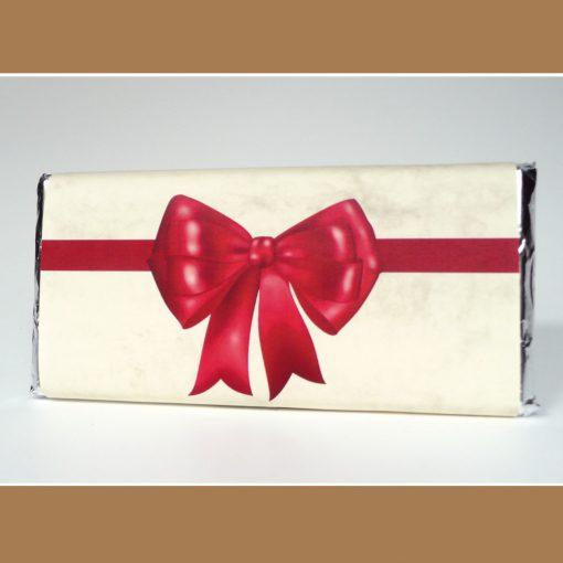 Geschenkschokolade